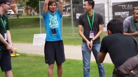 阿尔伯塔大学新生欢迎会2015