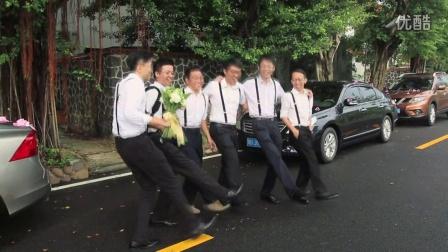 20151001婚礼跟拍MV