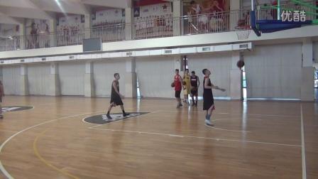 东莞篮球学校入学测试视频