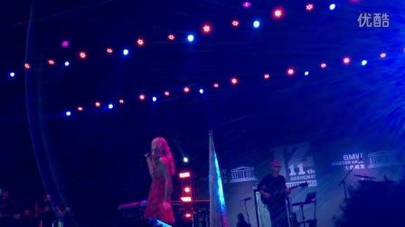 Joss Stone上海爵士音乐节现场1