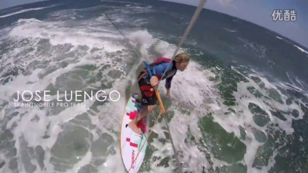 NOBILE 风筝冲浪_ 在浪板上我们是海豚