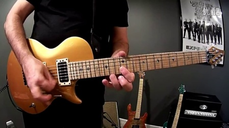 Kiesel Carvin Guitars = Awesome FUN w_ X-Mann