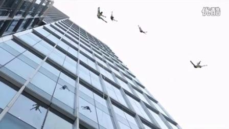 美国BANDALOOP高空舞蹈团@上海