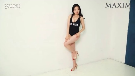 MISS MAXIM CONTEST 美丽的连体衣