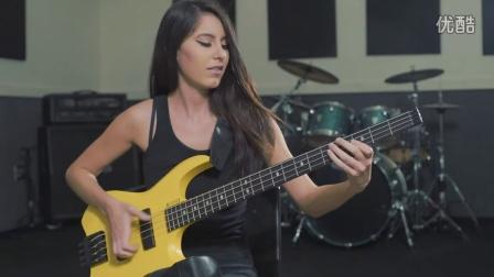 BASSORAMA TEASER - Carvin_Kiesel Vader Bass Reveal