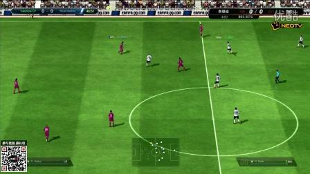 NESO全国电子竞技公开赛 FIFAOL3 四进二 李思俊 vs 张俊