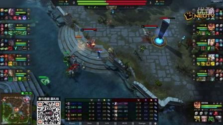 NESO2015总决赛 HON决赛 OMG vs 斗鱼TV #2