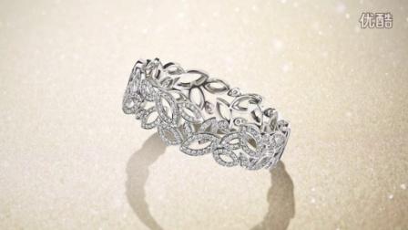 海瑞温斯顿百合锦簇Lily Cluster珠宝系列
