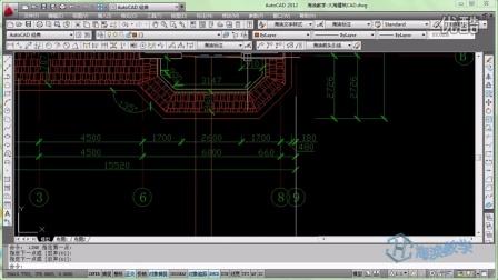 大海建筑CAD—21.立面图(2)