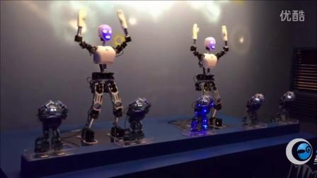 UXA90-Light多功能人形机器人舞蹈01 北京智能佳机器人舞蹈表演