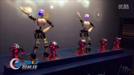 UXA90-Light多功能人形机器人舞蹈02 北京智能佳机器人舞蹈表演