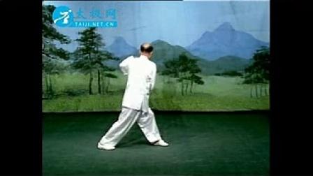杨氏太极拳传统套路十三式王殿祯2