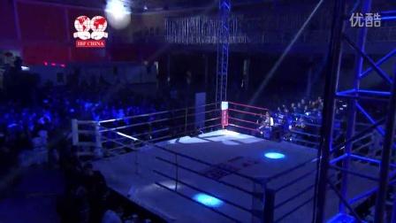中国最新职业拳击比赛