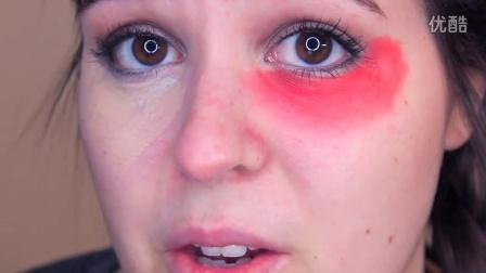 【小编联盟】一只口红救黑眼圈?黑眼圈瞬间消失!没有任何一支遮瑕膏比这个更好用。