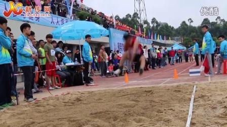 2015年广州大学冬季运动会新闻视频