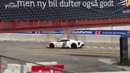 丹麦小众超跑Zenvo ST1再次发生自燃