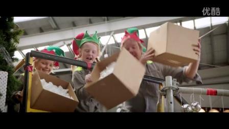 新西兰航空圣诞惊喜视频