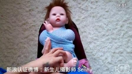 新生儿摄影课程 新生儿摄影包裹法