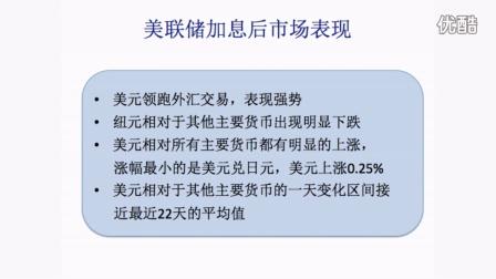 12.18 FXDD外汇资讯播报