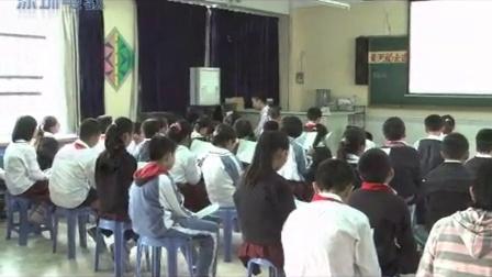 《黄河船夫曲》教学课例(音乐六年级,新亚洲学校:朱景东)