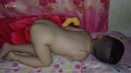 吴泽恩的奇葩睡姿
