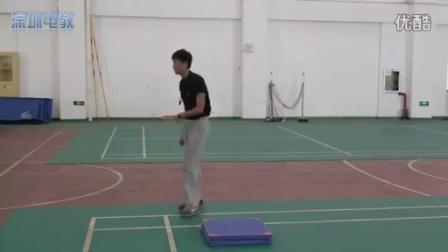 《立定跳远》教学课例-体育三年级,吉祥小学:陈家明