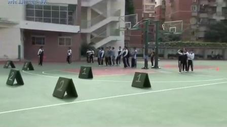 《起跑后的加速跑》教學課例(九年級體育,濱河中學:傅軍)