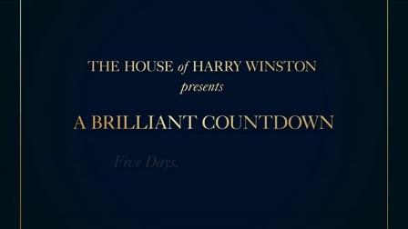 海瑞温斯顿与您共同翘盼新年到来