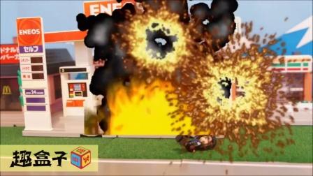 泰路小巴士玩具机扮家家 亲子互动卡通玩具游戏视频 奥特曼 秦时明月 熊出没 火影忍者