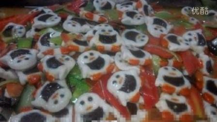 重庆高校再现黑暗料理:莴笋炒熊猫