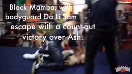 MKW 摔角王国2016广告