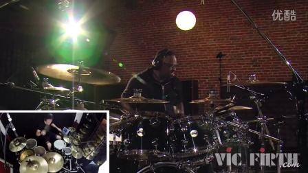 Shed Session w_ Gerald Heyward! CRAZY Drum Solos _ Gospel Chops Drumming!