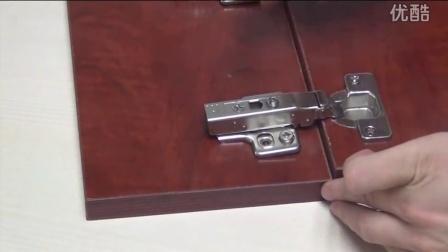 【凯威五金铰链品牌】三维液压铰链的螺丝方位调节