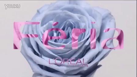 FashionModels:L'Oréal - Féria ' Smokey Pastels' Hair Color  Spring 2016