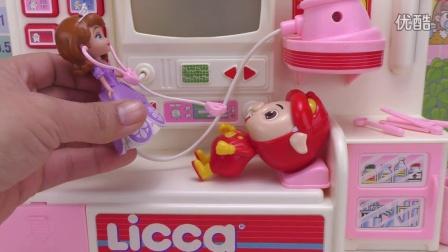 医生医院玩具 海底小纵队 猪猪侠 奥特曼 小公主苏菲亚 314