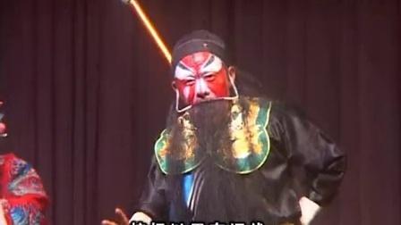范县罗卷戏剧团演出《鸡鸣关》下部