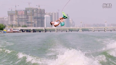 2015第二届中国沂河国际滑水公开赛宣传片《临沂归来》 IWWF Linyi 2015 part 1