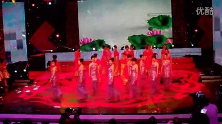 晶莹时代影视系列之----2014年新乡市老干部大学时装队《春晚》演出