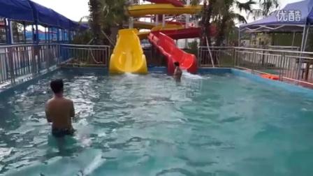 广州潮流集团推荐安全好玩水上滑梯产品—螺旋滑梯 www.cl158.com.cn
