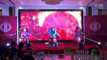 京韵龙鼓  中阳建设集团 抚州汝水宾馆 南昌飘飘舞蹈队