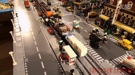 [乐高火车合集 撞车系列]More LEGO Train Crashes