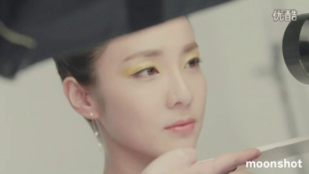 Sandara Park spring look making film