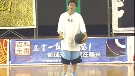 140招街球篮球视频教学30招高级街球(上)-03