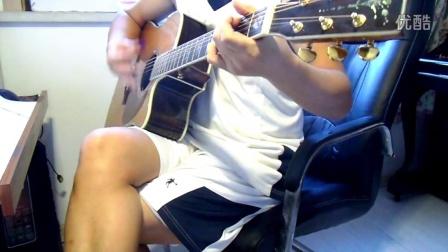 吉他伴奏示范《小幸运》