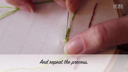 7种刺绣基础针法