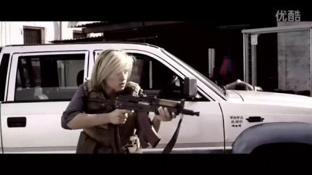 美女單手47換彈夾-鍋蓋頭3絕地反擊中英雙字_0