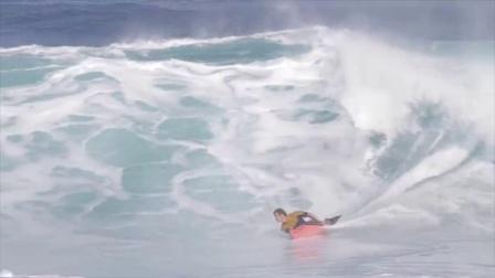 你咋不上天呢?夏威夷身体冲浪!Stephen Du Preez
