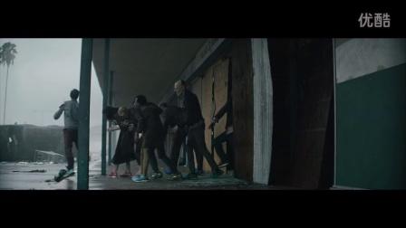 Brooks首支品牌创意广告《跑吧,僵尸》