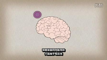 (转的)弹奏乐器对大脑的益处(TED教育视频)