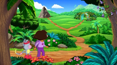 05 Dora's Fantastic Gymnastics Adventure